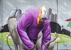 canimal style (Pixeljuice23) Tags: streetart graffiti wiesbaden mainz friendlyfire pixeljuice