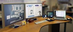 cinema 30 display brett workstation x1 macbookpro macpro ipodclassic brettjordan iphone4s ipadretina