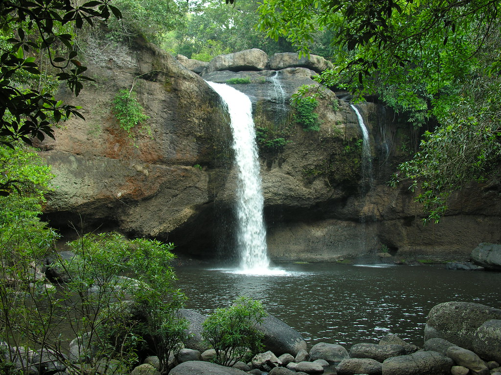 Waterfall, Khao Yai National Park, Thailand
