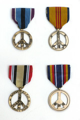 Peace medals