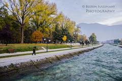 Autumn in Gostivar (sulble) Tags: autumn river nikon fiume macedonia lumi autunno gostivar makedonia vardar vjeshta vjesht d7000 sulble