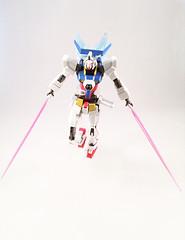 (Yujiiro) Tags: toy toys age age1 gundam mecha mech bandai robotdamashii robotspirits gundamage gundamage1