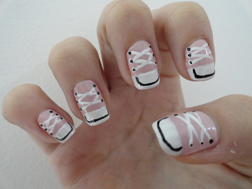 All Star Nail Art