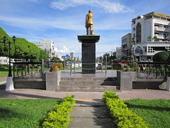 STATUE (PINOY PHOTOGRAPHER) Tags: world trip travel color canon asia tour image philippines picture mindanao gensan