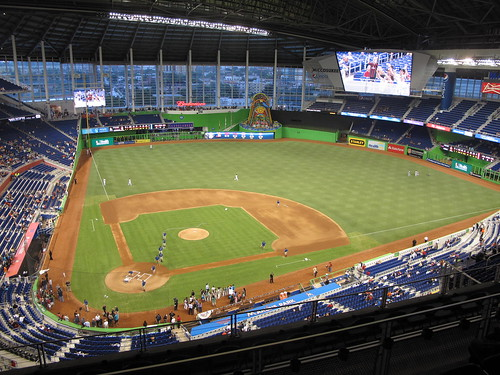 Marlins Park, Miami (Fla.), 23 July 2012