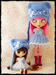 New Sets for Blythe and Middie