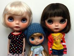 My sad Chaos cuties <3