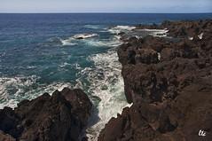 Tenerife costa norte (letrucas) Tags: españa seascape marina spain tenerife canaryislands islascanarias océanoatlántico lavas volcanicrocks flickrsbest flickraward rocasvolcánicas costanortedetenerife espumasdemar beachoflasarenas