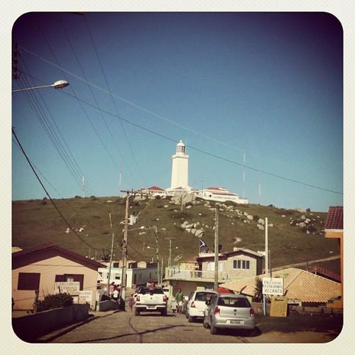 Farol de Santa Marta - Laguna/SC #igers #insta4fun #instagood #instamood #iphonesia #iphoneonly #igerslaguna #igerssantacatarina #love #laguna #praia #picoftheday #photooftheday #pictureoftheday #fotododia #faroldesantamarta #sun #statigram #santacatarina