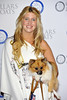 Cheska Hull, Battersea Dogs & Cats Home's Collars & Coats Gala Ball 2012 held at the Battersea Evolution - Arrivals. London, England