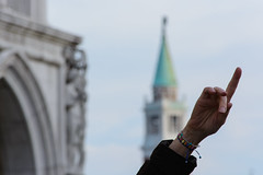 Da oben (KurtFML) Tags: venice venezia venedig