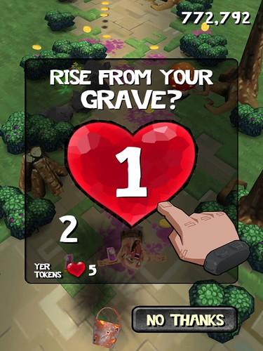 Max Axe Save Me!: screenshots, UI