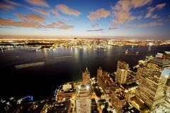 New York City astronomical twilight (Tony Shi Photos) Tags:            nowyjork novayork
