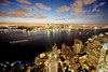 New York City astronomical twilight (Tony Shi Photos) Tags: 纽约市 纽约 曼哈顿 뉴욕시 뉴욕 맨해튼 ニューヨーク マンハッタン นิวยอร์ก ньюйорк न्यूयॉर्क nowyjork novayork 紐約市 紐約 曼哈頓