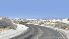 White Sands National Monument (Armin Hage) Tags: newmexico whitesands alamogordo nationalmonument atomicbomb whitesandsnationalmonument