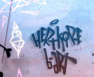Graffiti Antwerp Boom