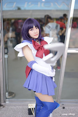 DSC00353 (-CHENG) Tags: anime cosplay coser a7 pf