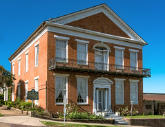 Planters' Hall (1834), v02, 822 Main St, Vicksburg, MS, USA (lumierefl) Tags: house building home architecture mississippi apartment 19thcentury officebuilding bank delta battle confederate business caves civilwar commercial ms northamerica southeast residence 1860s 1840s confederacy vicksburg surrender bombardment deepsouth greekrevival warrencounty