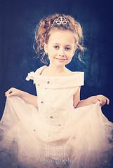 Royal Charm (MissSmile) Tags: art childhood vintage studio kid child dress princess sweet memories royal happiness retro textured misssmile