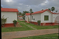 village (Leifskandsen) Tags: camera travel vacation house holiday green canon buildings living spain warm village grain l canary leifskandsen skandsenimages