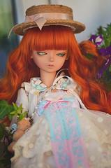 Luna (Lady Ashi) Tags: eyes doll bjd bluefairy