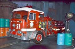 SEAGRAVE PUMPER    USJBACKDRAFT (FF Shoji2) Tags: truck fire firetruck fireengine universalstudios usj seagrave backdraft pumper