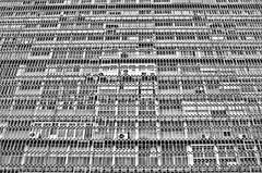 Jail sweet jail (Santini1972) Tags: barcelona blackandwhite building architecture spain