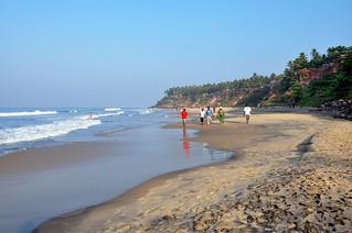 India - Kerala - Varkala - Beach - 61