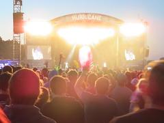 Festival Season (simon.stoelben) Tags: summer music june festival juni germany lights evening sommer stage crowd lowersaxony scheinwerfer festivalseason scheesel