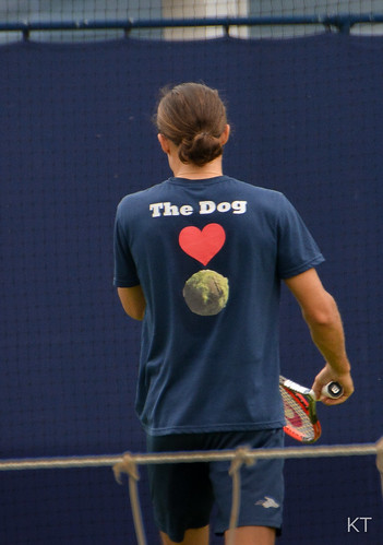 Alexandr Dolgopolov - The Dog