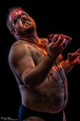 Zombie Rage! (sengsta) Tags: studio zombie undead horror scary blood guts