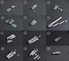 T-65 X wing Instructions (1) (Inthert) Tags: star fighter ship lego luke r2d2 xwing instructions wars skywalker moc t65 sfoils