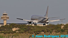 G-RAJG - Jetairfly - Boeing 737-476 (Juan Rodriguez - PMI/LEPA) Tags: plane airplane nikon aircraft sigma boeing mallorca palma aeropuerto 80400mm b737 d90 sonsanjuan sonsantjoan jetairfly pmilepa grajg