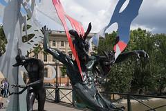 IMG_0464.jpg (mgroot) Tags: paris france art statue ledefrance fr pontdesarts paris2016