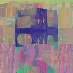 Generative art - pic.11 (Sergey Horo) Tags: abstract art colors illustration painting print code drawing surreal generative procedural
