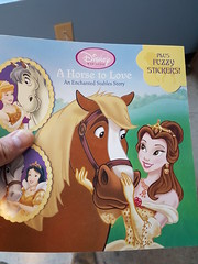 Oh look, it's a Disney biography on Catherine the Great! (horsepj) Tags: horses horse love book indiana disney queen empress bloomington russian ruler stable equine