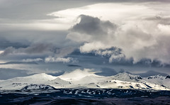 Snow, Ice & clouds (fredvr (Fred van Rooijen)) Tags: blue cloud mountain snow mountains color colour ice water colors berg clouds landscape frozen iceland blauw mood bevroren colorfull sneeuw wolken atmosphere glacier arctic nordic bergen scandinavia mystic landschap kleurrijk ijs wolk mystiek kleur kleuren sfeer ijsland stemming scandinavie gletcher atmosfeer