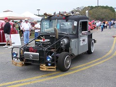 SEMI TRUCK RAT ROD (classicfordz) Tags: truck rat semi rod