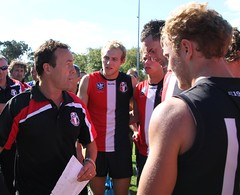 NEAFL Rd 1 2012 142 Coach last break