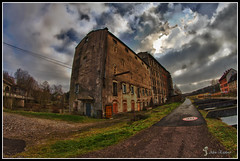 Old Mill / Moulin (Alb'Images ☻) Tags: old urban mill abandoned lost moulin ruins factory decay exploring urbandecay explorer places fisheye ruine forgotten urbanexploration disused aged exploration 8mm factor derelict deserted decaying usine rouille urbex abandonedplaces beautifuldecay lostplace urbexworld albimage albimages