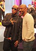 Birdman and Stephen Hill from BET Nicki Minaj and Guests host a 2 hour special on BET at 106 and Park New York City, USA