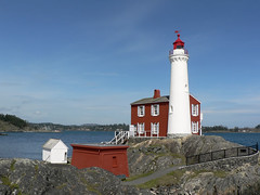 Fisgard Lighthouse (D-Stanley) Tags: canada vancouver island day columbia clear british esquimalt
