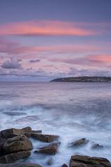 Sunset (nigelhowe) Tags: seascape manly australia nsw beaches northern sunet