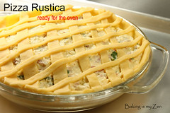(Ready for the oven) uesdays with Dorie (TWD): Baking with Julia: Pizza Rustica (Baking is my Zen) Tags: prosciutto andrewtodd easterpie ricottacheese pizzarustica savorypie doriegreenspan nickmalgieri carmenortiz canonrebelt1i bakingismyzen bakingtip twdtuesdayswithdoriebakingwithjulia calibratingoven geprofileoven howtocalibrateoven ehowcontributor