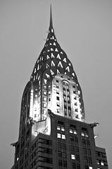 Chrysler Spire (mikejmartelli) Tags: newyorkcity skyscraper spire artdeco chryslerbuilding