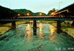 Reflection (娜 娜☂Nana) Tags: reflection love nature backlight nikon taiwan i 我愛台灣 d7000