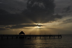 Date Night 8 (SierraSunrise) Tags: ocean sunset thailand marine chonburi