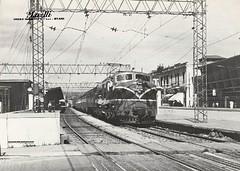 Al mando del Expreso (Juan'Tren_AES) Tags: chile del trenes mar italia via breda 1962 efe ercole estado ferrocarriles e32 marelli