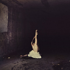 shedding skin (brookeshaden) Tags: gritty dirty rebirth sewer seminude fineartphotography sheddingskin texturebylesbrumes