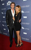 Liam Hemsworth, Miley Cyrus Australians In Film Awards & Benefit Dinner 2012 held at The InterContinental Hotel - Arrivals Los Angeles, California